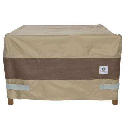 Elegant 32 in. Square Fire Pit Cover