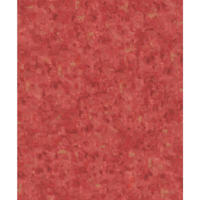 Red & Ochre Multi Color Textured Paint Wallpaper
