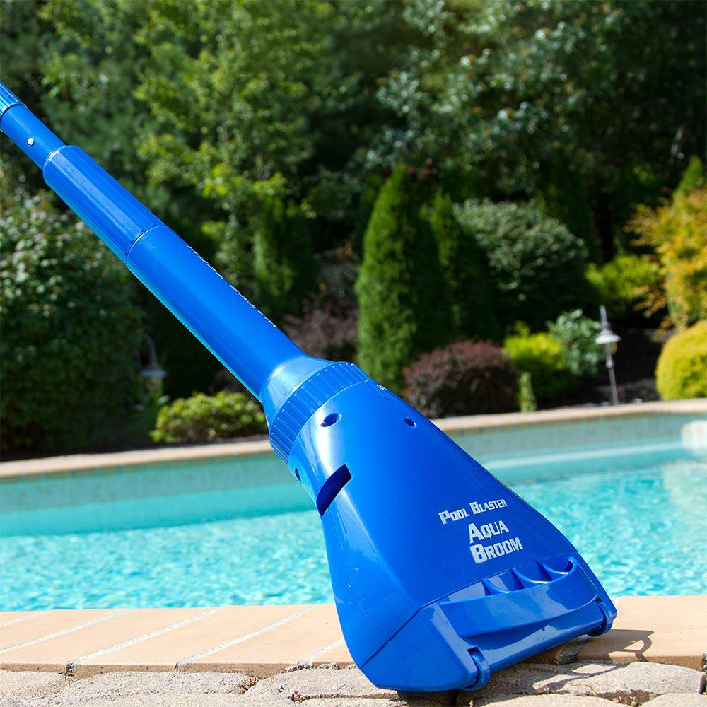 Pool Blaster Aqua Broom Xl Vacuum Pool Cleaner Ab Xlultra The Home Depot