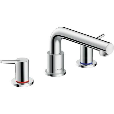 Talis S 2-Handle Deck Mount Roman Tub Faucet in Chrome