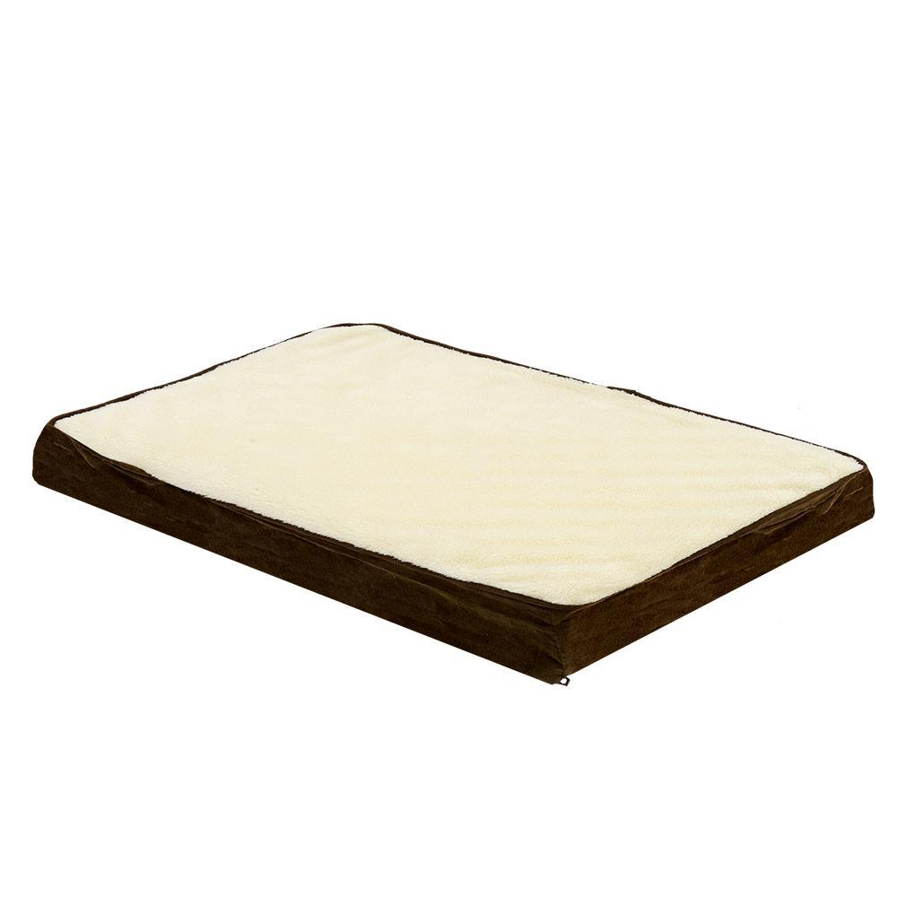 Medium Cream Premium Pet Bed