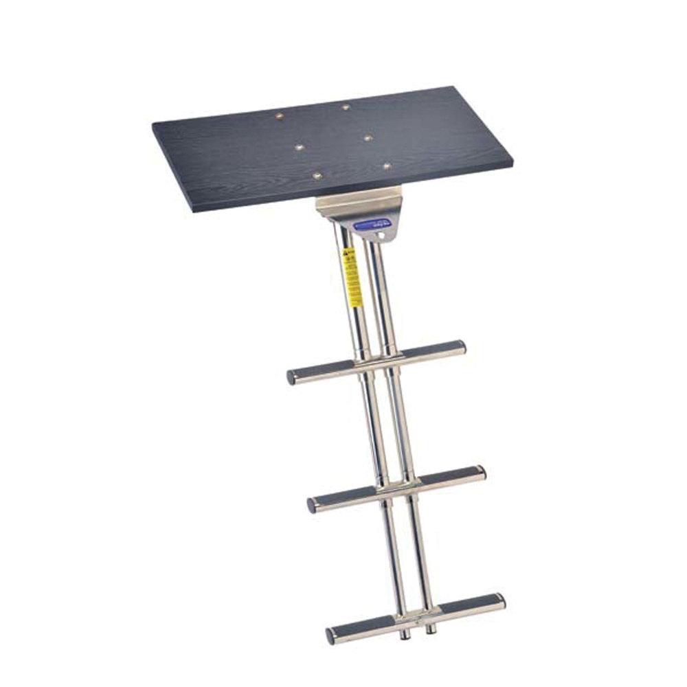 Eez-in Under Platform Double-Tube Telescoping Dive Ladder
