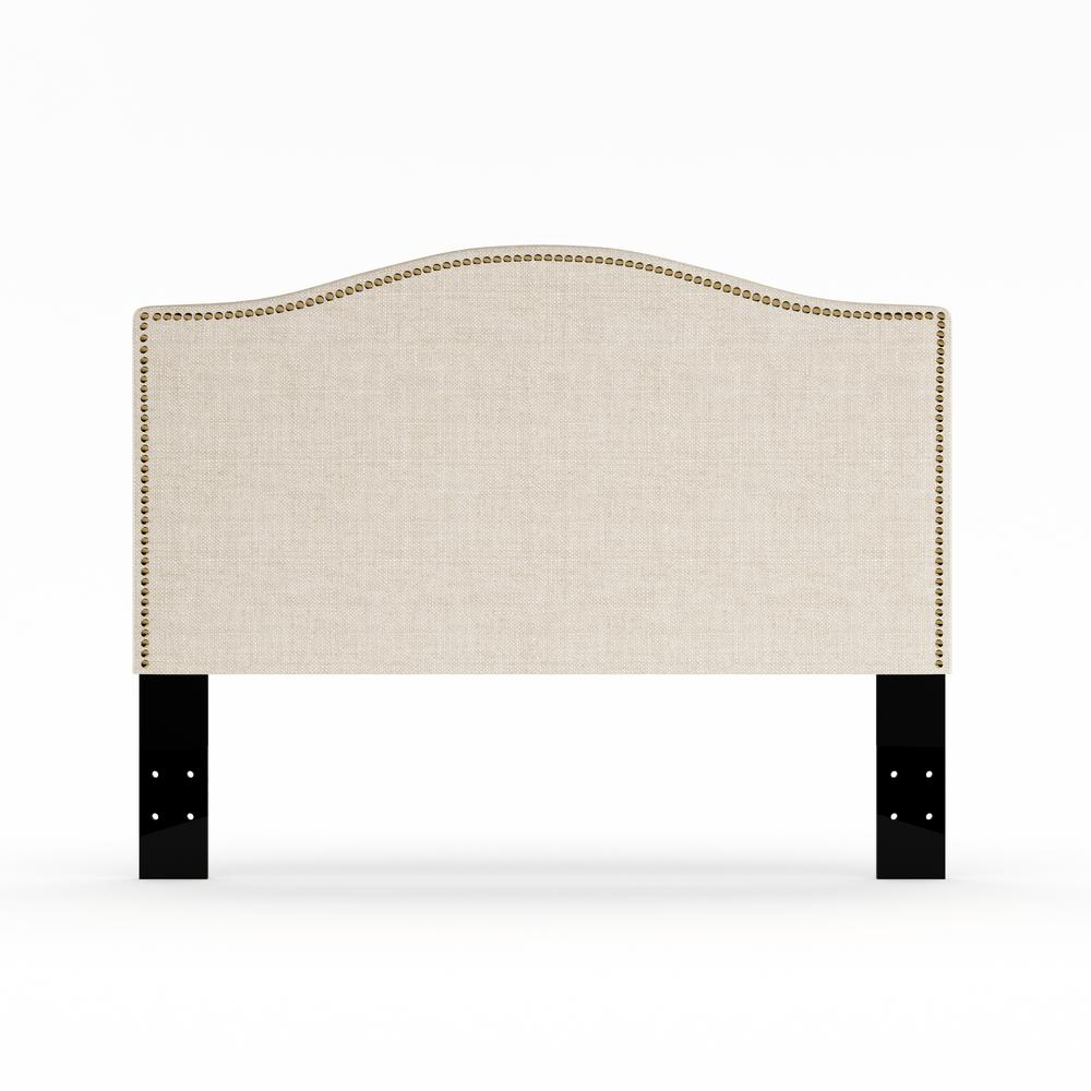 Samuel Lawrence Furniture Tan Full Queen Headboard Ds 8632 250 The Home Depot