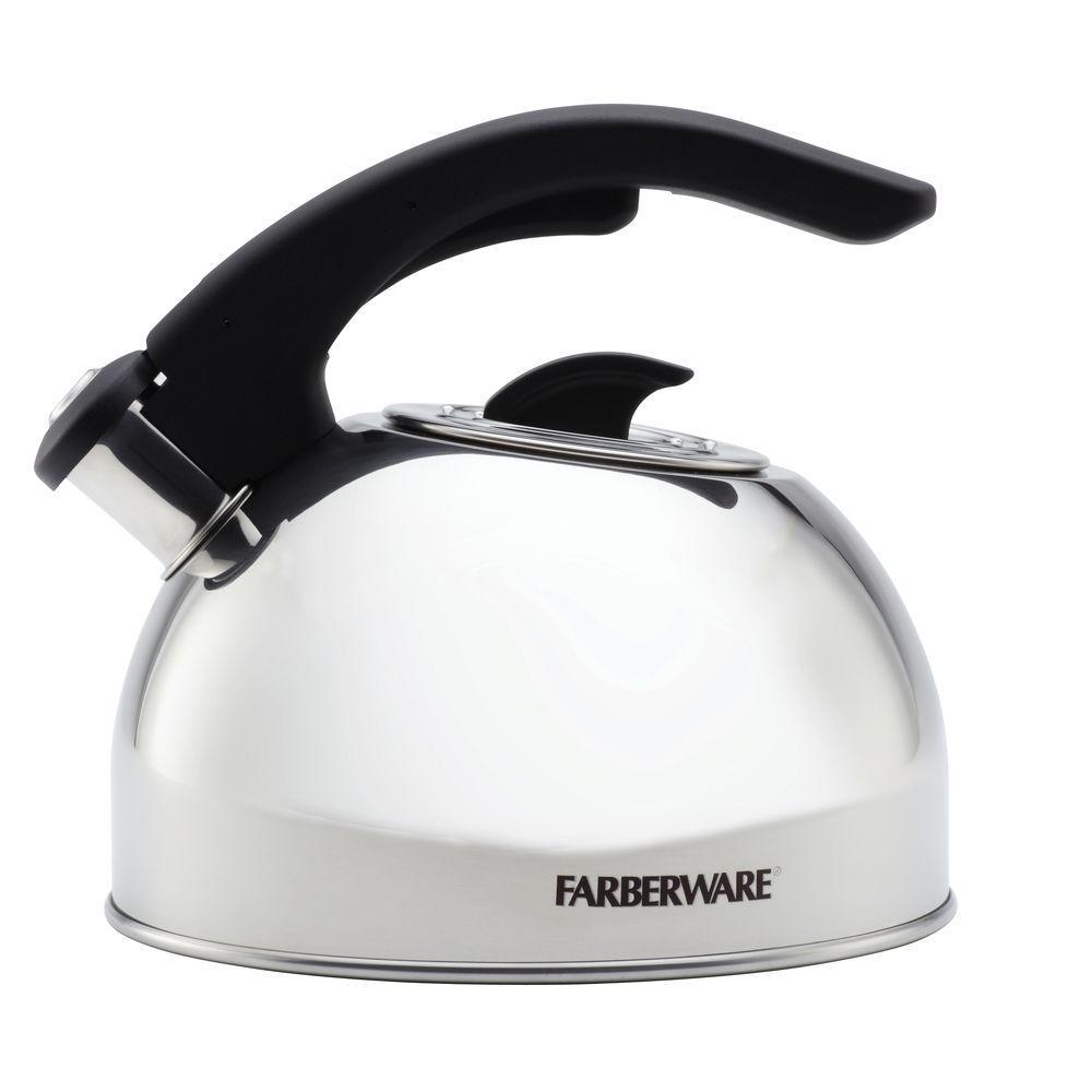 Farberware 2 qt. Larkspur Tea Kettle