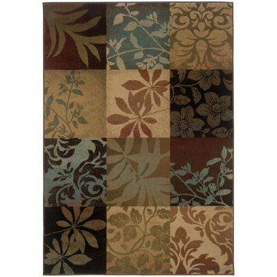 Marcy Multi 5 ft. x 8 ft. Area Rug