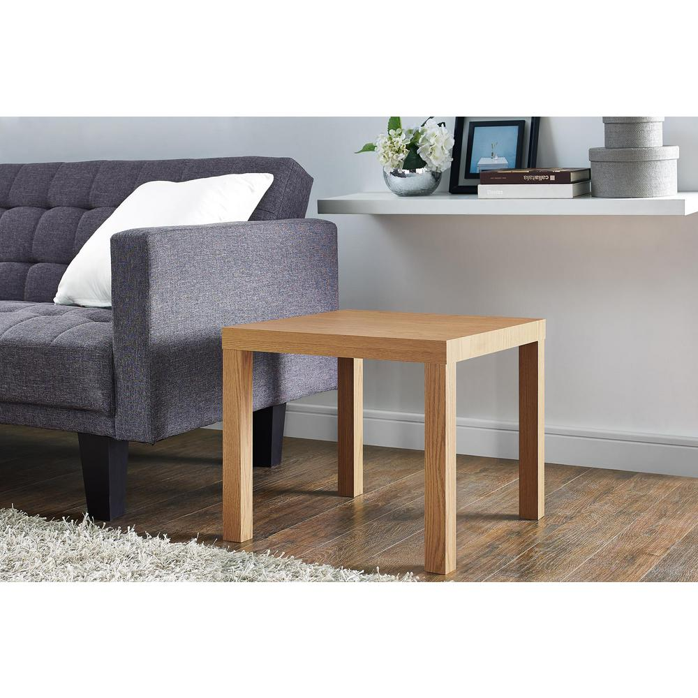 Natural Coffee Tables: DHP Parsons Natural Coffee Table-3537296