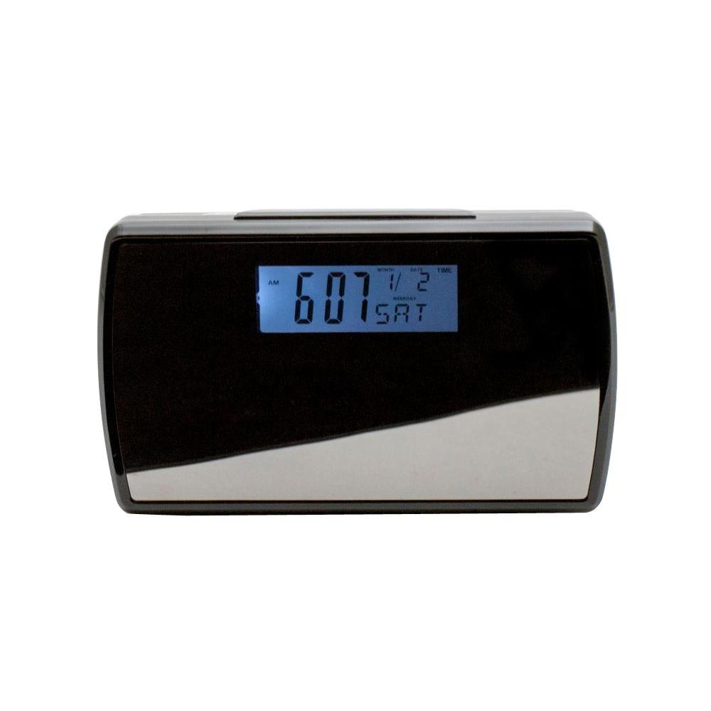 null HD Mini Clock Spy Camera