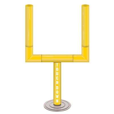 14 in. Football Goal Centerpiece (4-Pack)