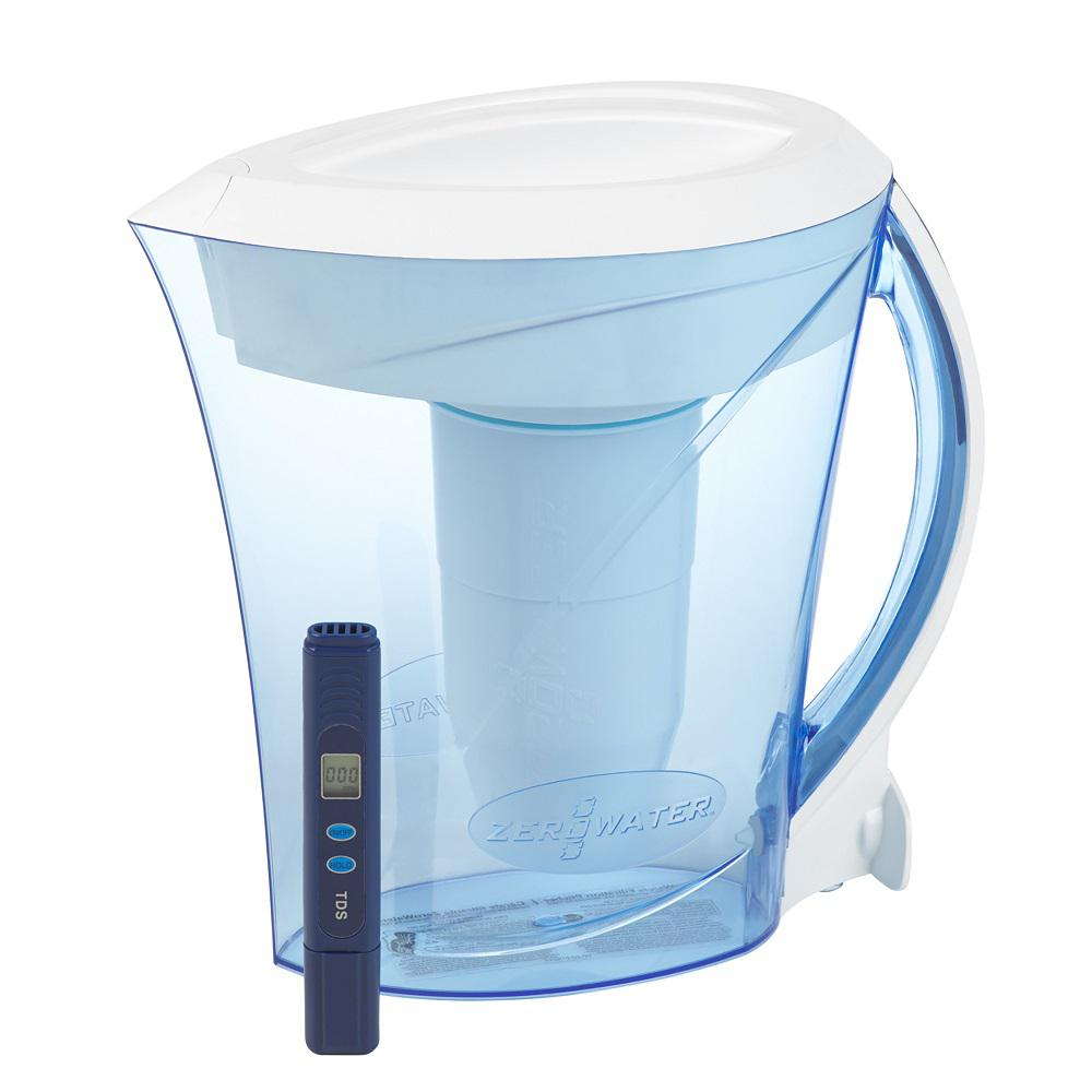 Zero Water 8-Cup Water Filter Pitcher