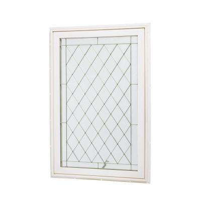 31.5 in. x 47.5 in. Awning Vinyl Window - White
