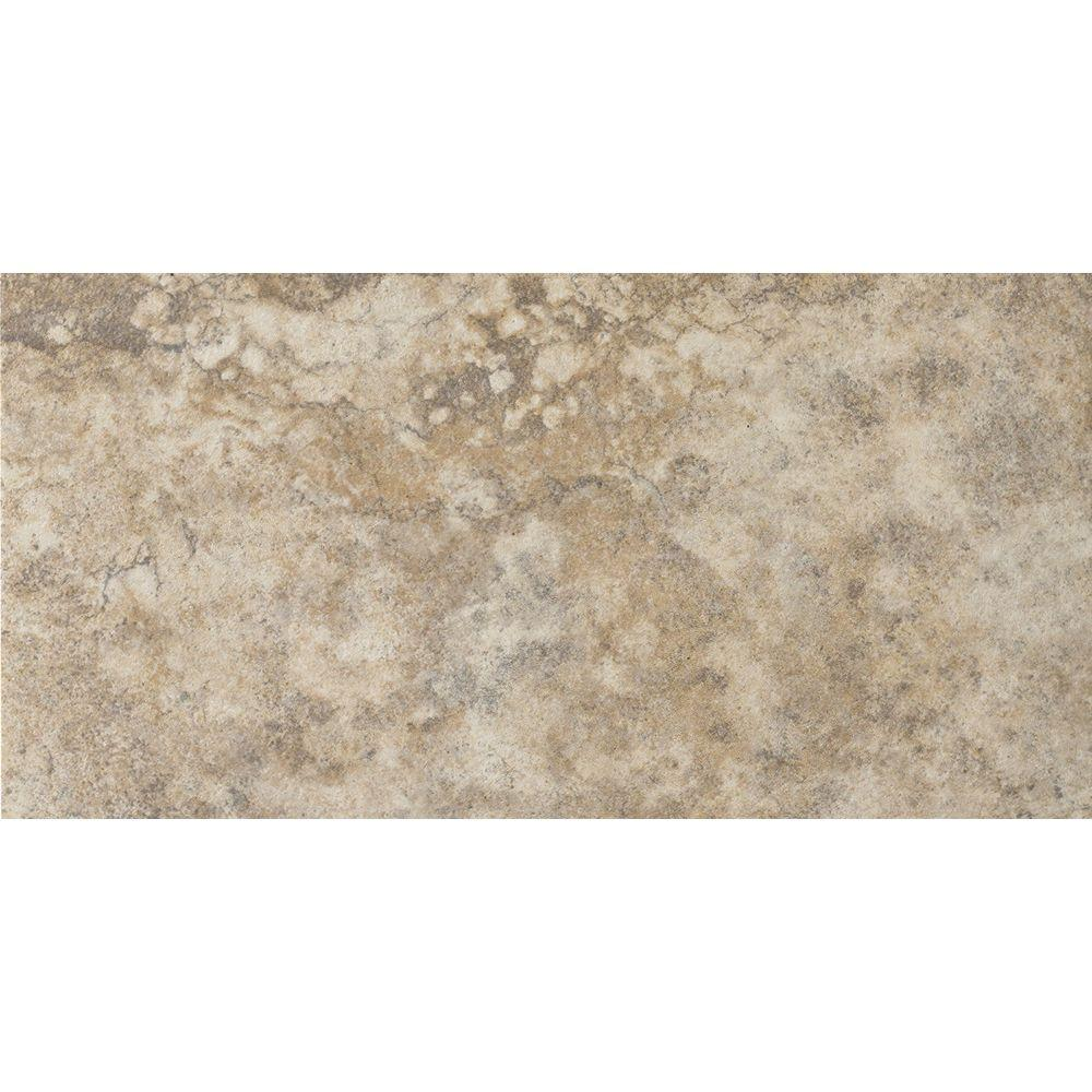 Campione 3-1/4 in. x 6-1/2 in. Sampras Porcelain Floor and Wall