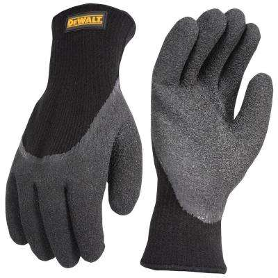 Cold Weather Thermal Gripper Size Large Glove