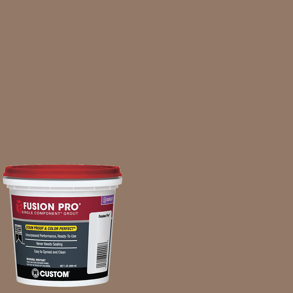 Custom Building Products Fusion Pro #105 Earth 1 Qt. Sing...