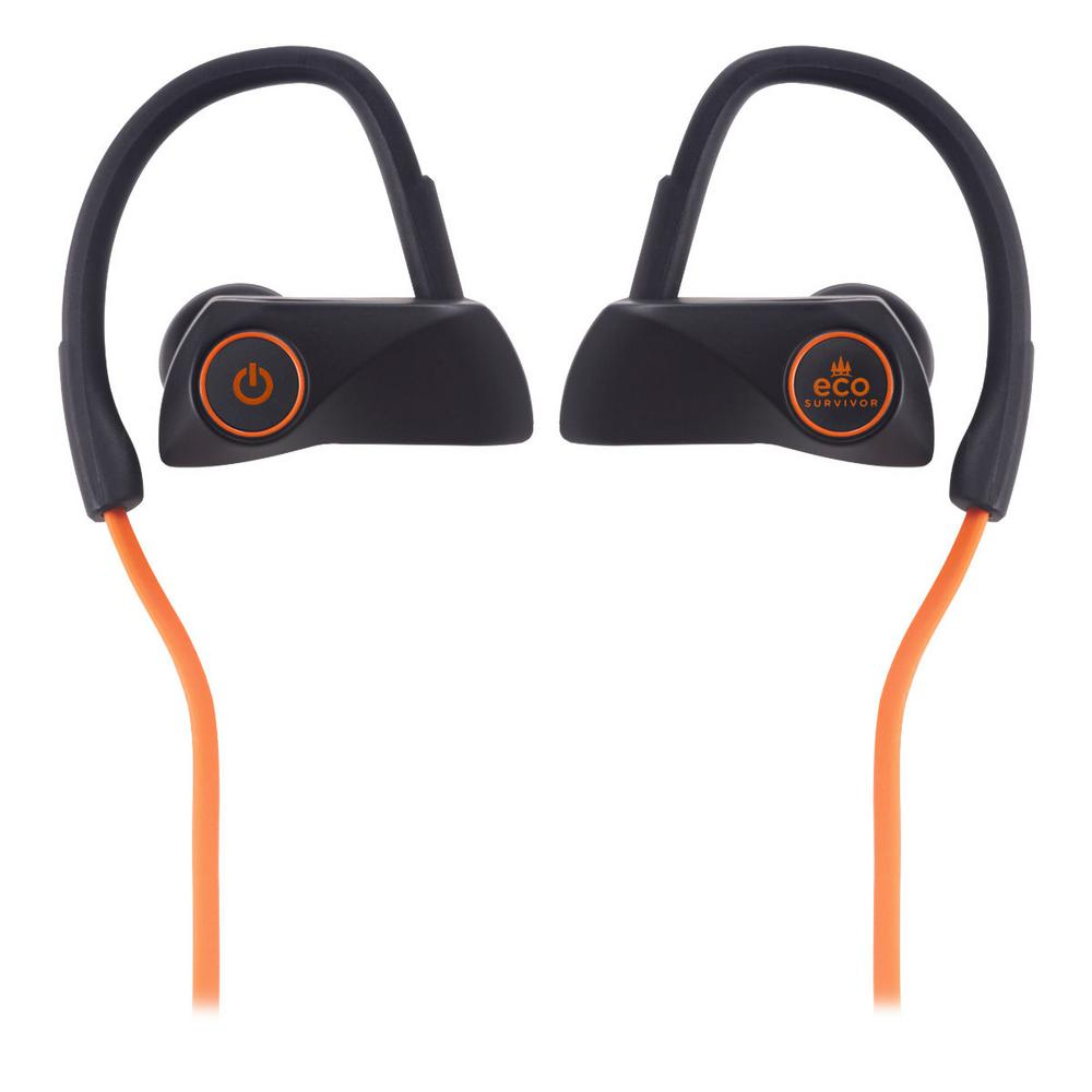 Ecosurvivor Ipx7 Bluetooth Waterproof Earbuds 43682 The Home Depot