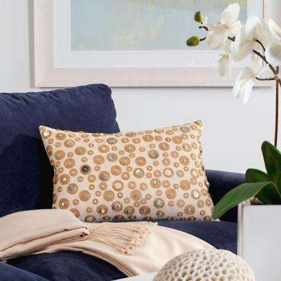 Amore Embellished Pillow (2-Pack)