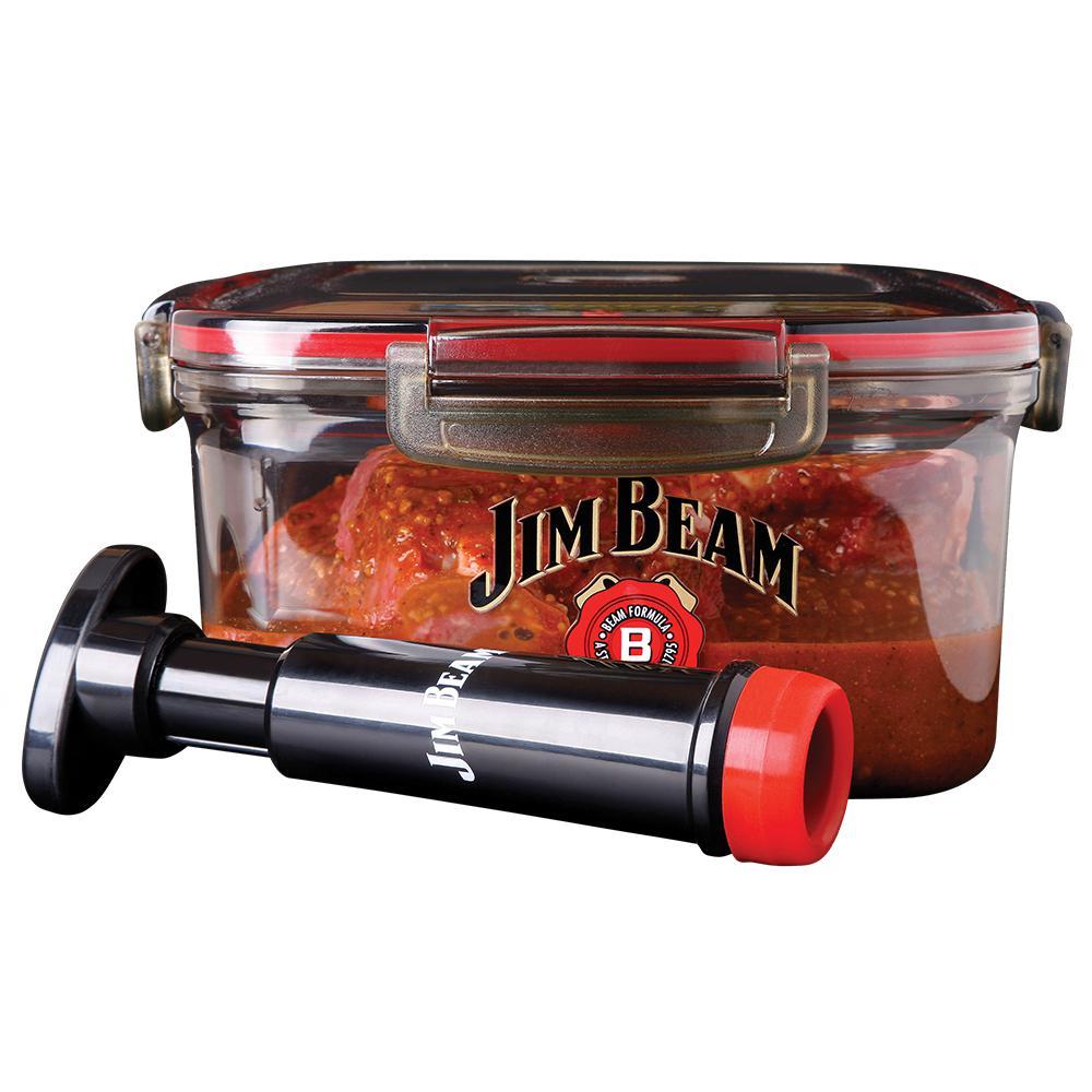 Vacuum Seal Marinade Box