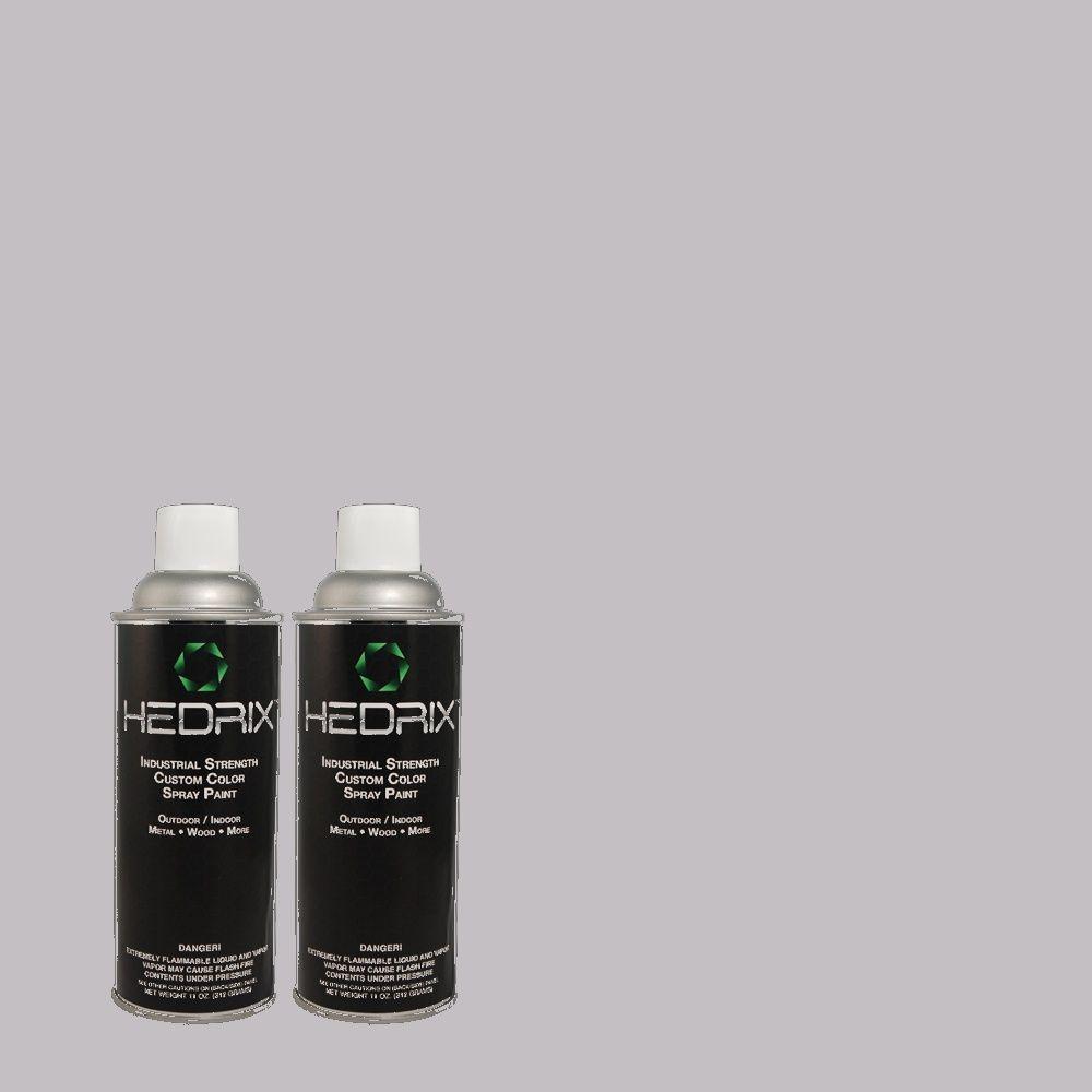 Hedrix 11 oz. Match of 620E-3 Silverado Trail Low Lustre Custom Spray Paint (2-Pack)