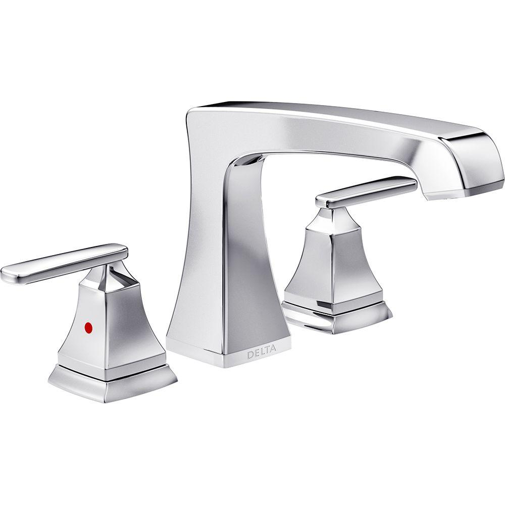 Delta Cidy 1-Handle Floor-Mount Roman Tub Faucet Trim Kit with ... on jacuzzi trim kits, refrigerator trim kits, mirror trim kits, tub trim kits, dishwasher trim kits, microwave trim kits, fireplace trim kits, bathroom trim kits, stove trim kits, wall trim kits, lighting trim kits, shower trim kits, door trim kits, cooktop trim kits, finish trim kits, oven trim kits, moen trim kits, plumbing trim kits,