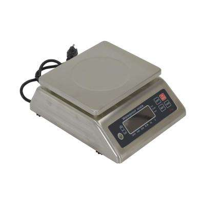 13 lb. Capacity Stainless Steel Parts Scale