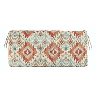 Alessandro Spiceberry Outdoor Bench Cushion