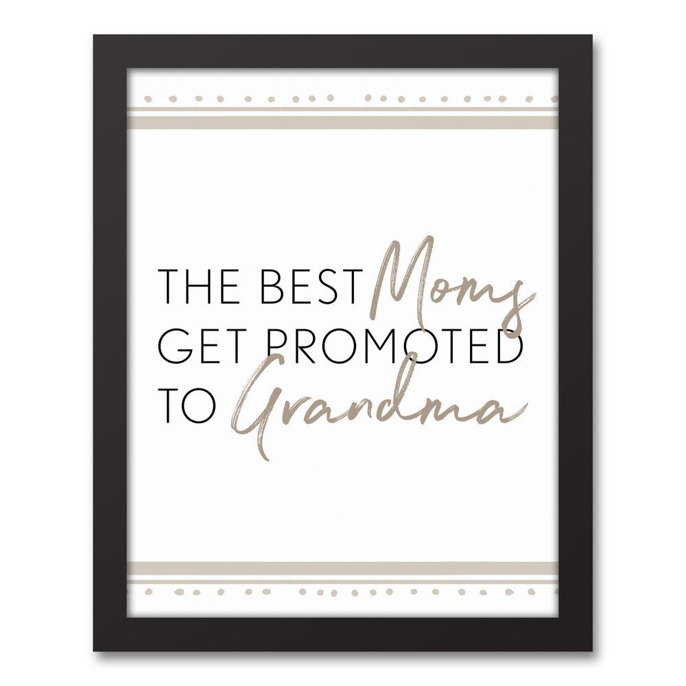 DESIGNS DIRECT 11 in. x 14 in. \'\'The Best Moms Get Promoted to ...