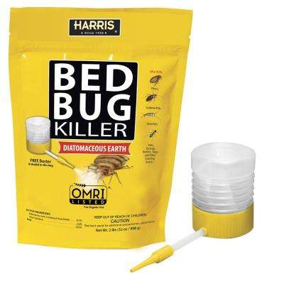 32 oz. Diatomaceous Earth Bed Bug Killer