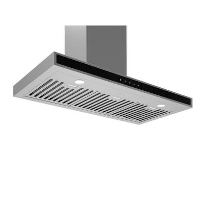 WRC636 36 in. Convertible Wall Mounted Range Hood in Stainless Steel with Night Light Feature