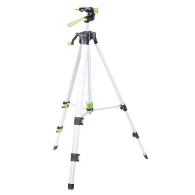 1.5 mm Heavy Duty Universal Adjustable Tiltable Tripod with 23 to 59 in. Range, Level and Quick-Release System