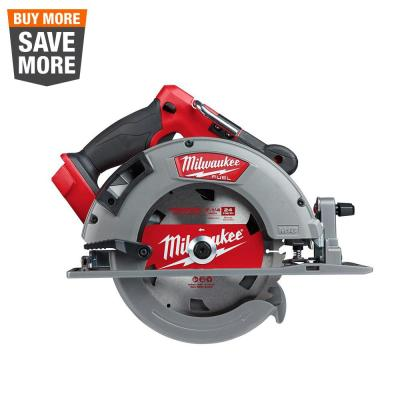 M18 FUEL 18-Volt Lithium-Ion Brushless Cordless 7-1/4 in. Circular Saw (Tool-Only)