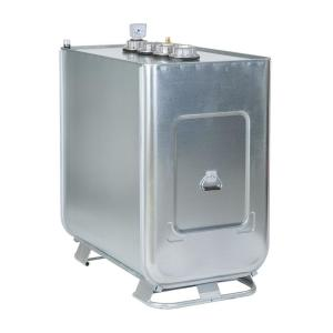 Double Wall Oil Tank 190 Gal. 2-in-1 Tank with Accessories