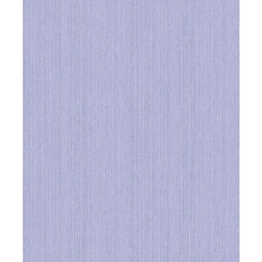 57.8 sq. ft. Christabel Purple Stria Wallpaper