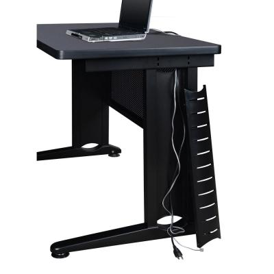 Fusion 42 in. W x 24 in. D Grey Training Table