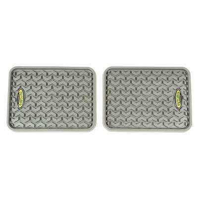 Gray Universal Rear Floor Liner