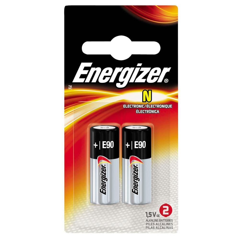 Energizer N 2pk Alkaline Battery E90bp2 The Home Depot How To Make A Simple Dry Cell Charger Circuit