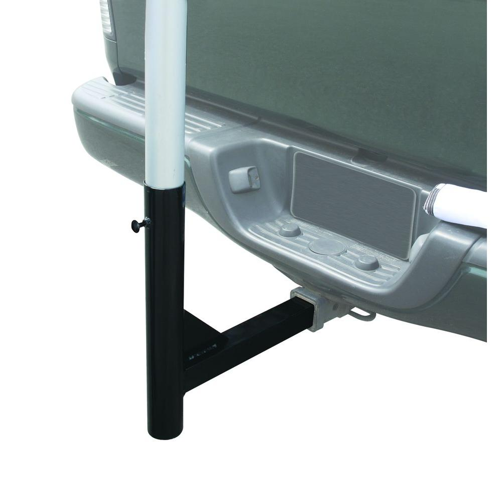 Camco Hitch Mount Flagpole Holder 51611 The Home Depot