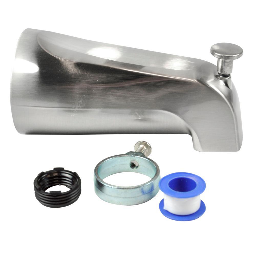 Tub Spout with Diverter
