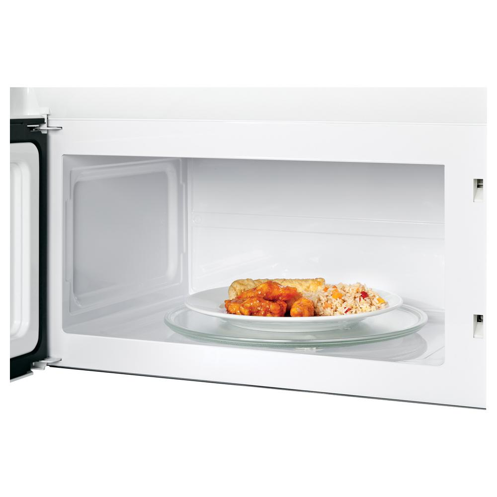 Ge 1 6 Cu Ft Over The Range Microwave