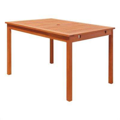 Malibu Rectangle Outddor Dining Table