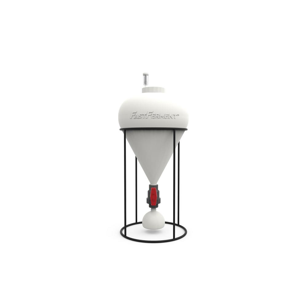 14 Gal  FastFerment Conical Fermenter - Home-Brew- Primary Carboy Fermenter  Beer Wine Fermentation with Stand Included