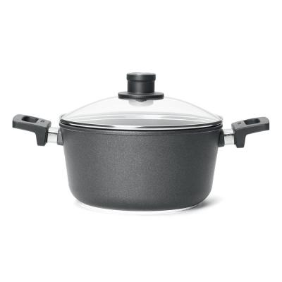 Woll Nowo 4.75 Qt. Non-Stick Covered Stockpot in Cast Aluminum