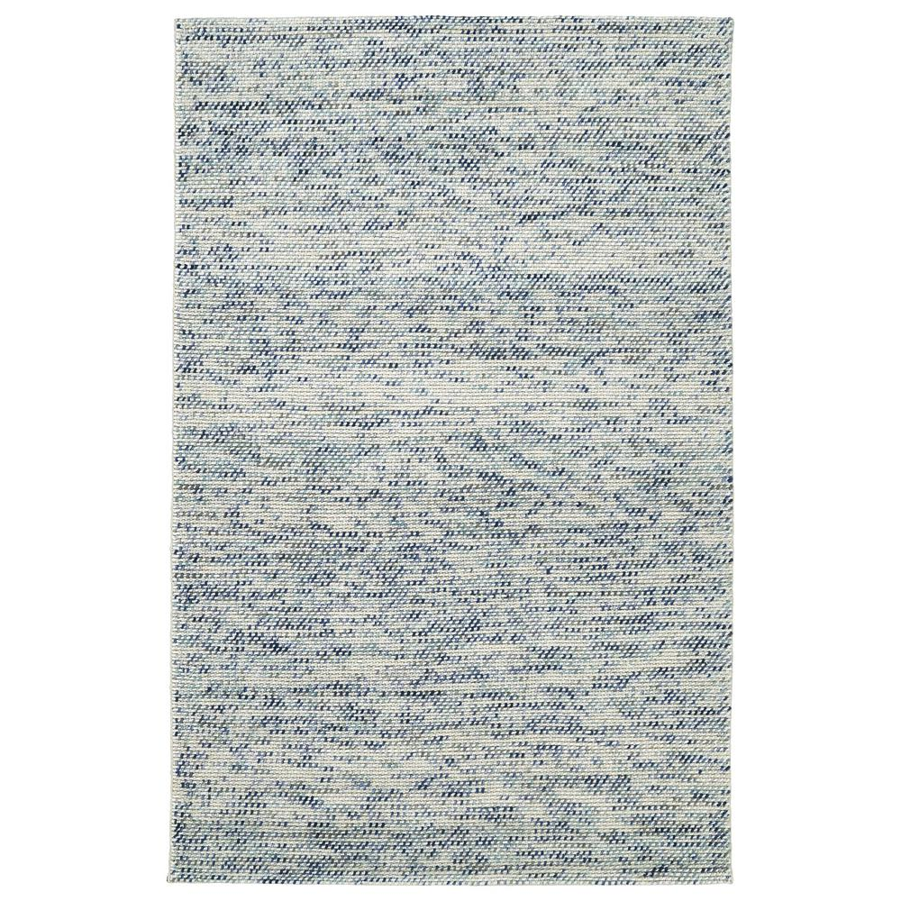 Cord Blue 9 ft. x 12 ft. Area Rug