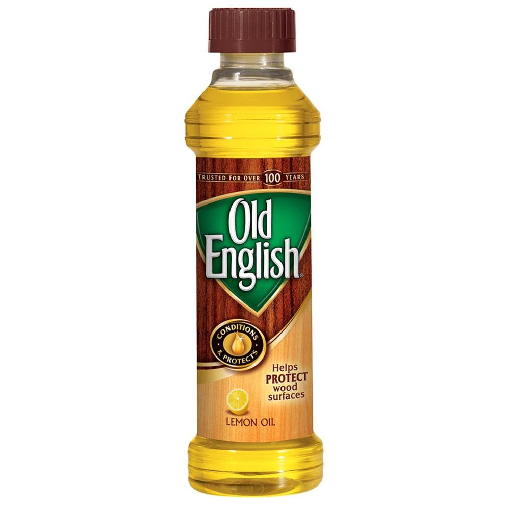 Old English 16 Oz Lemon Oil Furniture Polish 75143 The Home Depot