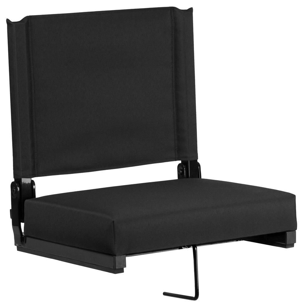 Carnegy Avenue Brown Metal Folding Lawn Chair Cga Xu