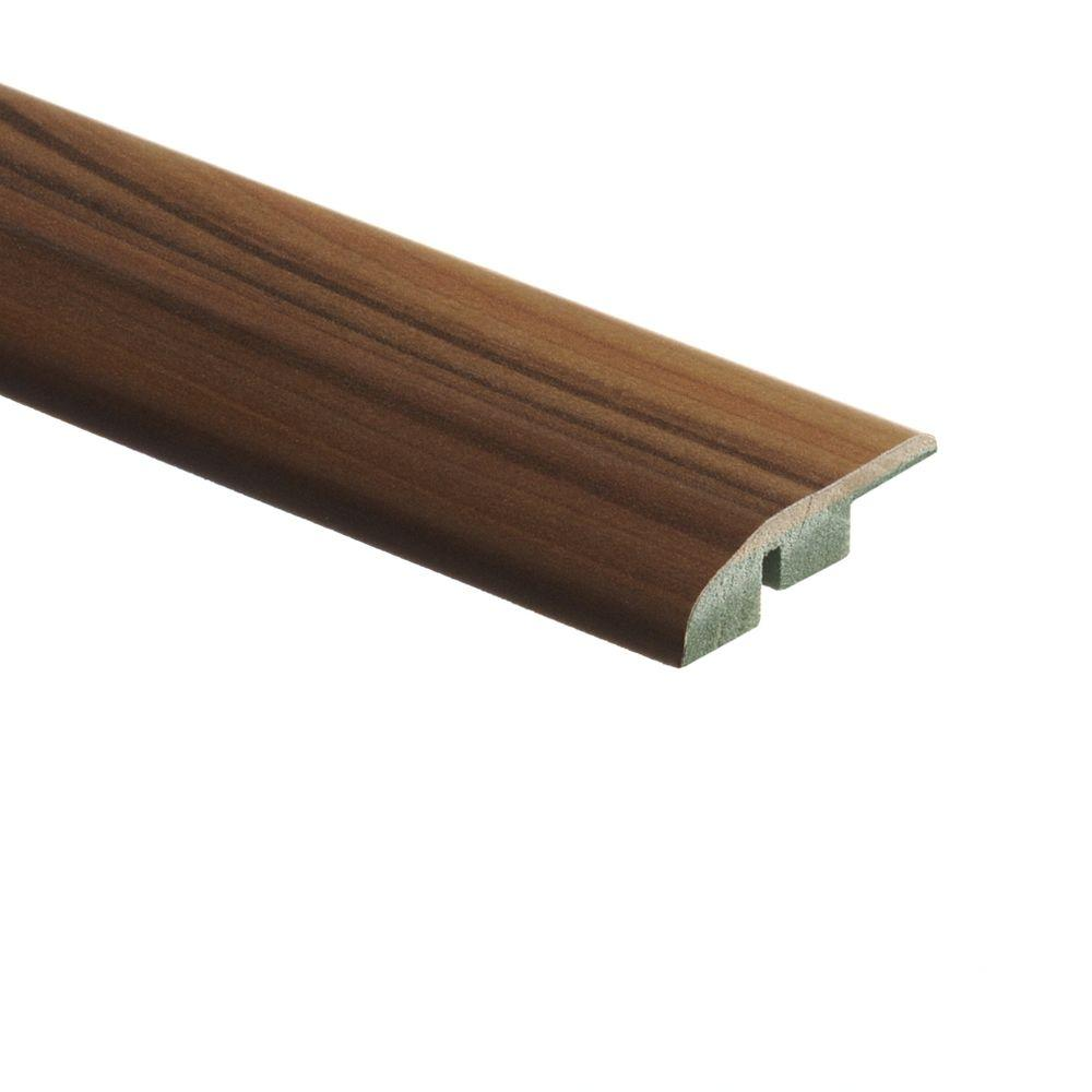 Zamma Desert Rose Fruitwood 1/2 in. Thick x 1-3/4 in. Wide x 72 in. Length Laminate Multi-Purpose Reducer Molding-DISCONTINUED