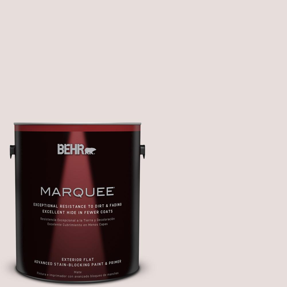 BEHR MARQUEE 1-gal. #720A-2 Memories Flat Exterior Paint
