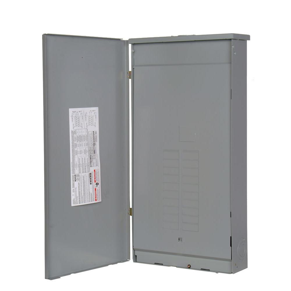 200 Amp 20-Space 40-Circuit Outdoor Main Breaker Load Center