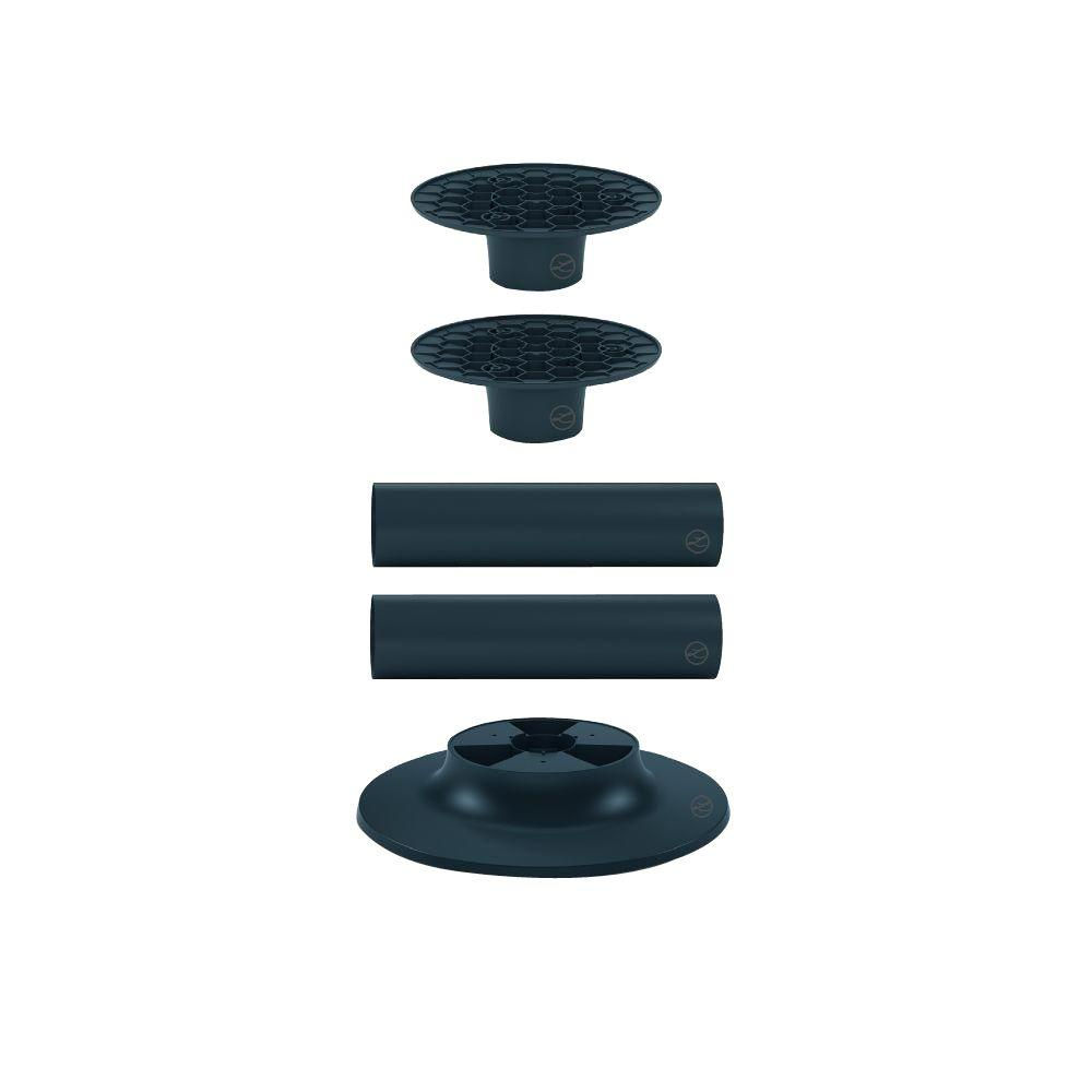 Lechuza Plastic Cascada Expansion Kit for 3 Planter Tower with Pedestal