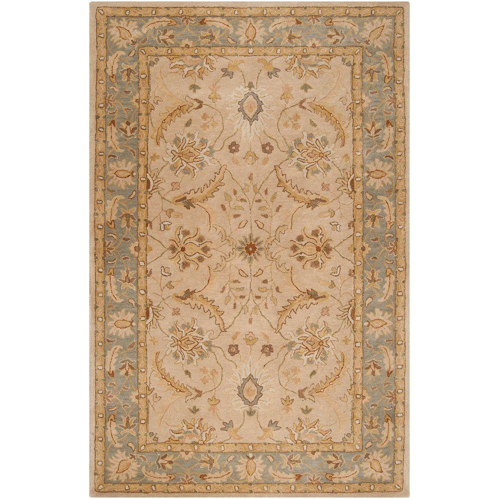 Lavradio Papyrus 8 ft. x 11 ft. Area Rug