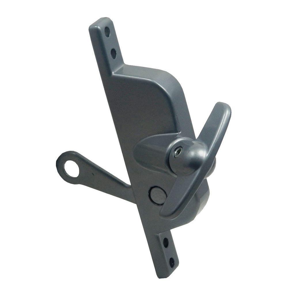 4-3/4 in. Universal Silver Aluminium Jalousie Window Operator