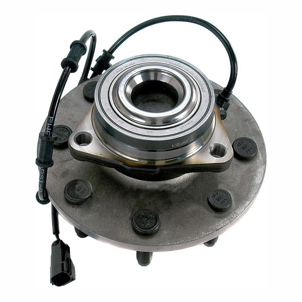 Timken Front Wheel Bearing And Hub Assembly Fits 2003-2005
